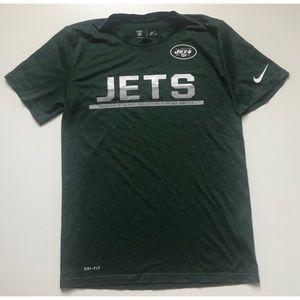 Nike Dri Fit Jets Shirt